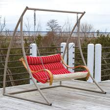Hammock With Wooden Stand Hatteras Hammocks Inside The Brand Outdoor Cafe Mag