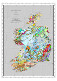 The 606 Map Geological Map Of Ireland Imgur