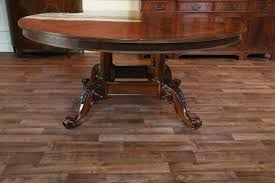 antique round dining table dining room antique rectangle mahogany seat style best solid made