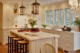 vintage kitchen backsplash kitchen style white backsplash marble countertop chandelier