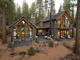 Best  Rustic Modern Cabin Ideas Only On Pinterest House - Rustic home design