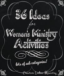 fashion show ideas on this site for youth girls retreat ladies