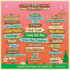 here u0027s why the camp flog gnaw carnival line up has us shook vashtie