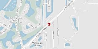 Where Is Cape Coral Florida On The Map by Cape Coral Man Critically Injured In Mcgregor Boulevard Rollover Crash