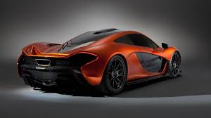 concept mclaren mclaren p1 revealed at the paris motor show autoweek