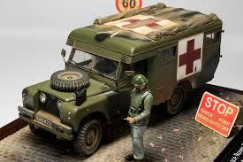 land rover tamiya land rover ambulance u2013 joaquín garcía gazquez u2013 a modelling view