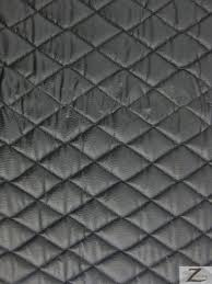 Black Vinyl Upholstery Material Quilted Vinyl Fabric Car Door Faux Fake Leather Vinyl Fabrics