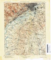Map Of New Jersey And Pennsylvania by