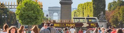 Paris Pictures Paris Bus Tours Hop On Hop Off Paris Big Bus Tours