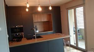 cacher une cuisine ouverte exemples de réalisations de cuisine cuisine interieur design toulouse