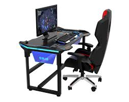 Long Gaming Desk by E Blue Do A World U0027s First With Their Gaming All In One Scion 32