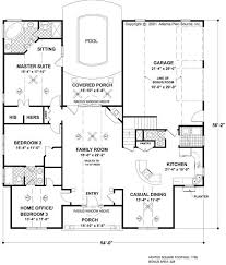 House Plans With Screened Porches 300 Best Floor Plans Images On Pinterest House Floor Plans
