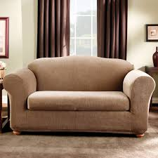 T Cushion Sofa Slip Cover Decorating Adorable Design Of Sure Fit Sofa Slipcovers For Chic