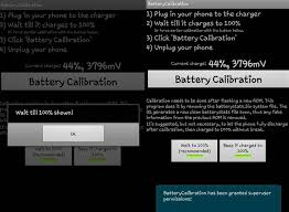 android battery calibration how to calibrate android s battery