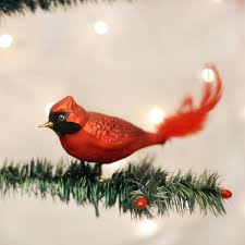 ornaments bird ornaments snow bird sewing