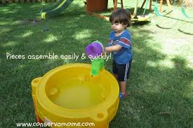 water table for 5 year old little tikes treasure hunt sand water table review conservamom