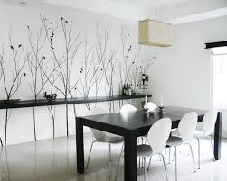 amazing dining room designs with fascinating wall decor
