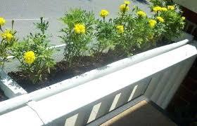 deck railing flower boxes plans deck railing flower boxes lowes