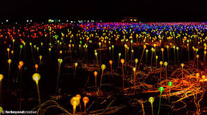 field of light uluru uluru field of light new zealand and australia photography far
