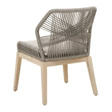 Outdoor Dining Chair Outdoor Dining Chairs Wicker Loom Outdoor Dining