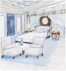 Bedroom Interior Design Sketches Interior Design Bedroom Interior Design Pinterest Color