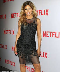 New Vanity Fair Cover Laverne Cox Leads The Stars Reacting To Caitlyn Jenner U0027s Vanity