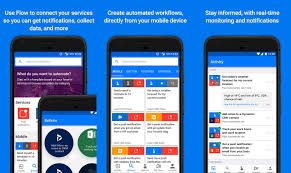 microsoft flow for android updated with many improvements