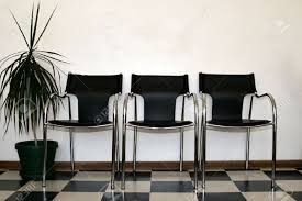 chairs in a hospital waiting room stock photo picture and royalty