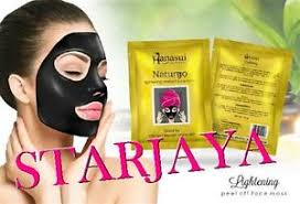 Masker Naturgo Di Jogja hanasui naturgo mud mask for skin 10 sachets ebay