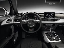 audi a6 interior at audi a6 avant 2012 picture 69 of 115