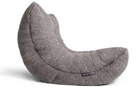 lounge acoustic chair sofa lounger luscious grey