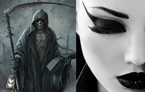 grim reaper costume how to make a grim reaper costume at home beauty makeup