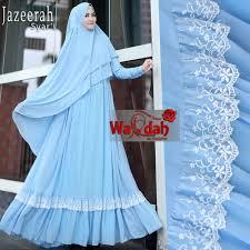 Wardah Okt butik ahzaku jazeerah syari by wardah