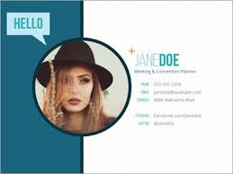 powerpoint resume template your resume a powerpoint template from presentermedia