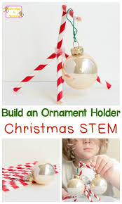 ornament holder preschool christmas activities build an ornament holder