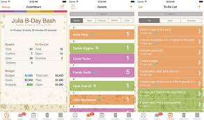 how to be a party planner best 2018 party planner apps for iphone and plan your party