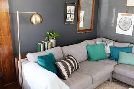 Sofa Table Against Wall Diy Narrow Sofa Table With Outlet U2013 Home Info