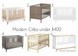 Cheap Baby Beds Cribs Not Cheap In Design Modern Crib Up