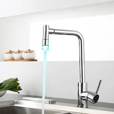 kitchen faucet with led light kitchen faucet with led light