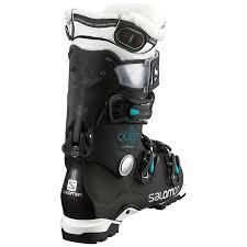 womens quest boots carters products footwear ski boots salomon s