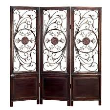 3 panel room divider hob lob home design ideas within room