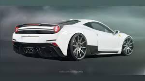 Ferrari 458 Body Kit - ferrari 458 italia gains wide body conversion from tuner