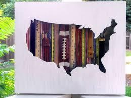 Vintage Americana Decor Vintage Americana Wall Art Diy Projects Craft Ideas U0026 How To U0027s For