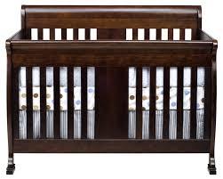 Davinci Kalani 4 In 1 Convertible Crib With Toddler Rail by Davinci Porter Crib W Toddler Rails