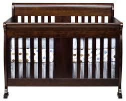 Convertible Crib With Toddler Rail by Davinci Porter Crib W Toddler Rails