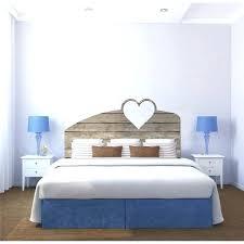 chambre osier tete de lit chambre adulte decor tete de lit tete de lit en osier