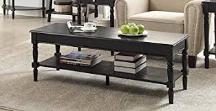Country Coffee Table Convenience Concepts Country Coffee Table With