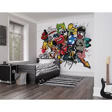 brewster 118 in x 98 in spray paint wall mural wals0174 the