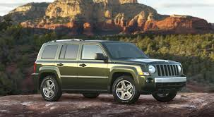 jeep commander vs patriot 2008 jeep patriot conceptcarz com