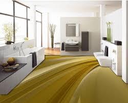 cheap kitchen floor ideas creative 3d floor print ideas flowing liquid self adhesive